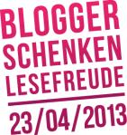 Blogger schenken Lesefreude 2013